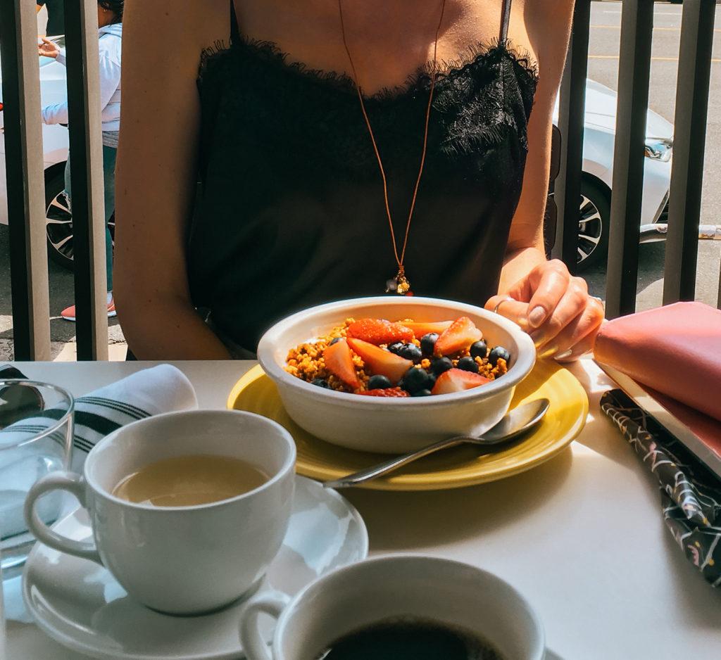 Vegan Breakfast Bowl